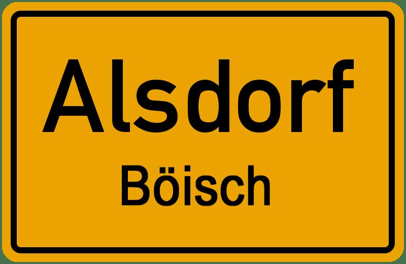 Alsdorf-Böisch