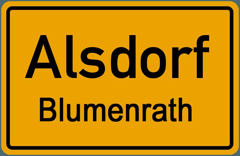 Alsdorf-Blumenrath