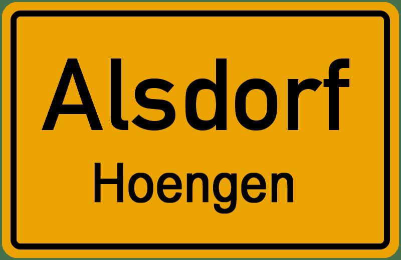 Alsdorf-Hoengen