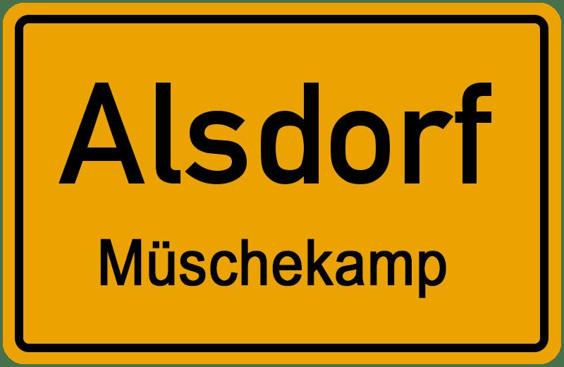 Alsdorf-Müschekamp