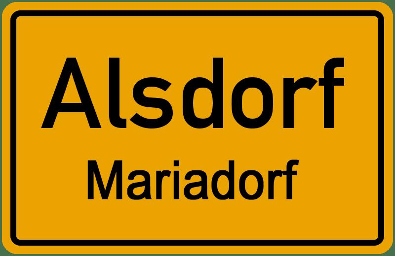 Alsdorf-Mariadorf